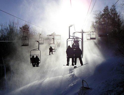 De tre bästa skidorterna i Sverige